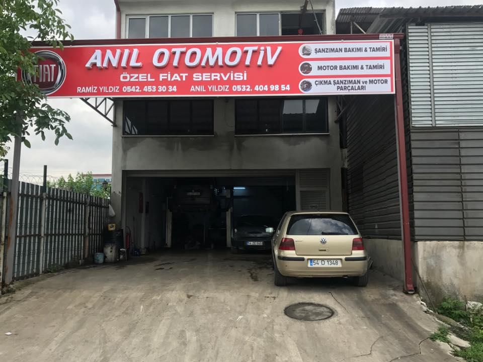 ANIL OTOMOTİV