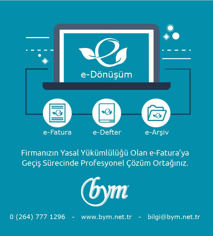 BYM Yazılım Eğitim ve Danışmanlık Tic. Ltd. Şti.