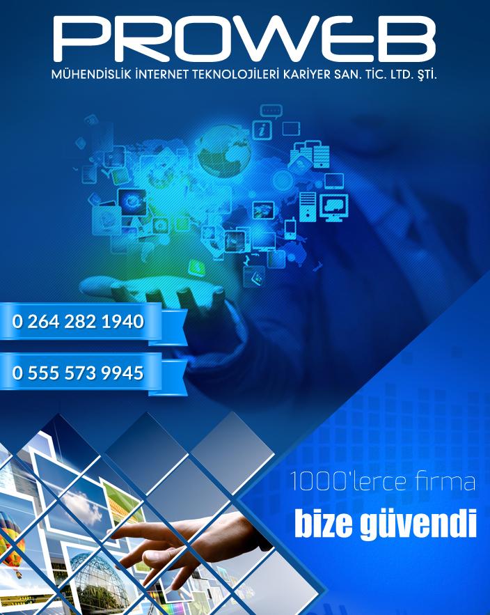PROWEB İnternet ve Multimedya Hizmetleri